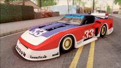Datsun 280ZX Turbo IMSA GTX 1981 para GTA San Andreas