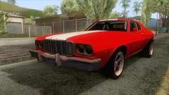 Ford Gran Torino Drag 1975 para GTA San Andreas