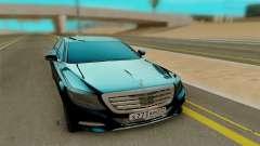 Maybach S400 para GTA San Andreas