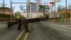 Howa Type 89 Assault Rifle para GTA San Andreas