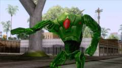 Star Wars - Green Super Battle Droid Skin para GTA San Andreas