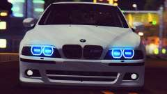 BMW M5 E39 (2017 re-styling) para GTA San Andreas