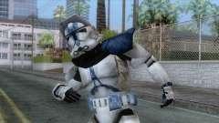 Star Wars JKA - 501st Legion Skin v3 para GTA San Andreas