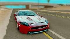 Jaguar XKR S 2012 para GTA San Andreas