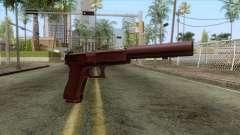 Glock 17 Silenced v1 para GTA San Andreas