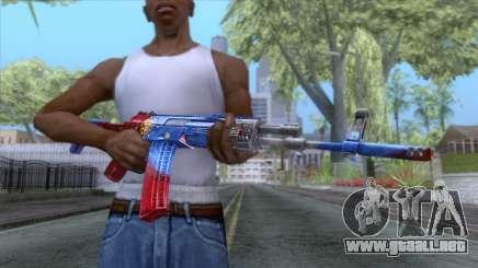 CrossFire AK-12 Assault Rifle v1 para GTA San Andreas