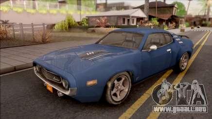 Driver PL Cerrano Final Version para GTA San Andreas