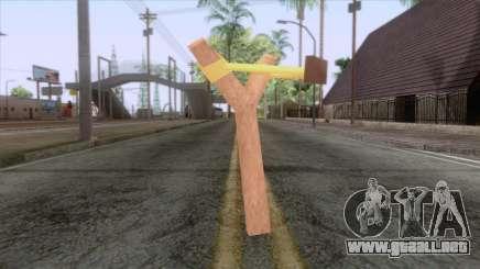 Slingshot para GTA San Andreas