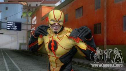 Injustice 2 - Reverse Flash v3 para GTA San Andreas
