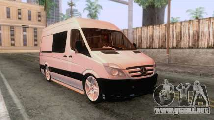 Mercedes-Benz Sprinter 2014 para GTA San Andreas