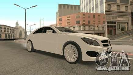 Mercedes-Benz CLS 400 Bulkin edition para GTA San Andreas