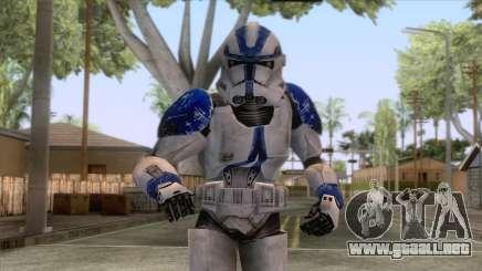 Star Wars JKA - 501st Legion Skin v1 para GTA San Andreas