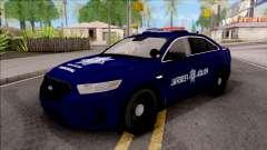 Ford Taurus 2013 Mexican Police para GTA San Andreas