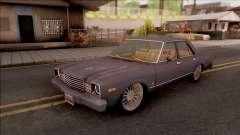 Dodge Aspen Custom para GTA San Andreas