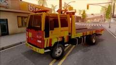 Ford Cargo of CCR para GTA San Andreas