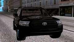 Toyota Land Cruiser 200 V6 para GTA San Andreas