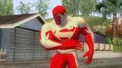 Eletric Superman Skin v1 para GTA San Andreas