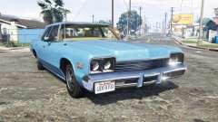 Dodge Monaco 1974 v2.0 [replace] para GTA 5