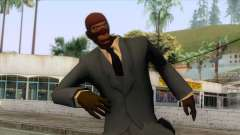Team Fortress 2 - Spy Skin v1 para GTA San Andreas
