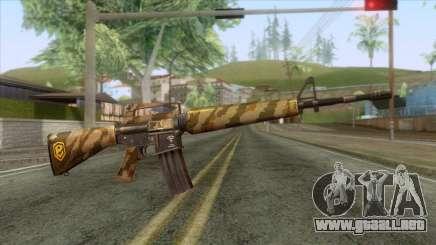 M16A1 Veteran para GTA San Andreas