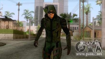 Injustice 2 - Green Arrow para GTA San Andreas