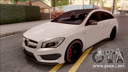 Mercedes-Benz CLA 45 AMG Shooting Breake v1 para GTA San Andreas