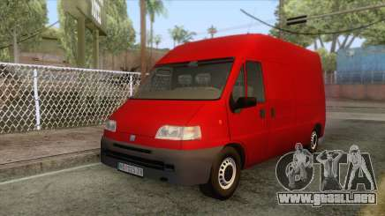 Fiat Ducato Maxi 1999 para GTA San Andreas