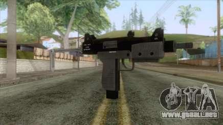 GTA 5 - Micro SMG para GTA San Andreas