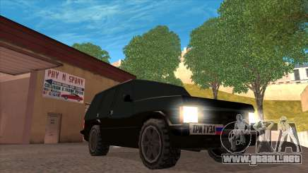 Huntley Three Aces para GTA San Andreas