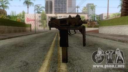 Pay day 2 - Micro Uzi para GTA San Andreas