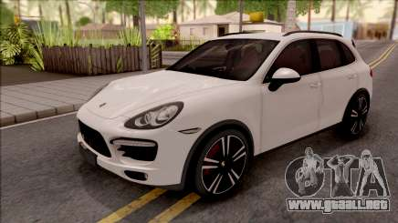 Porsche Cayenne Turbo 2013 Single Version para GTA San Andreas