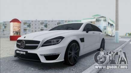 Mercedes-Benz CLS B63s para GTA San Andreas