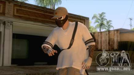 Skin Random 32 para GTA San Andreas