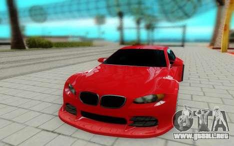 BMW M3 GTS para la visión correcta GTA San Andreas