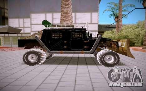 Hummer H3 para GTA San Andreas