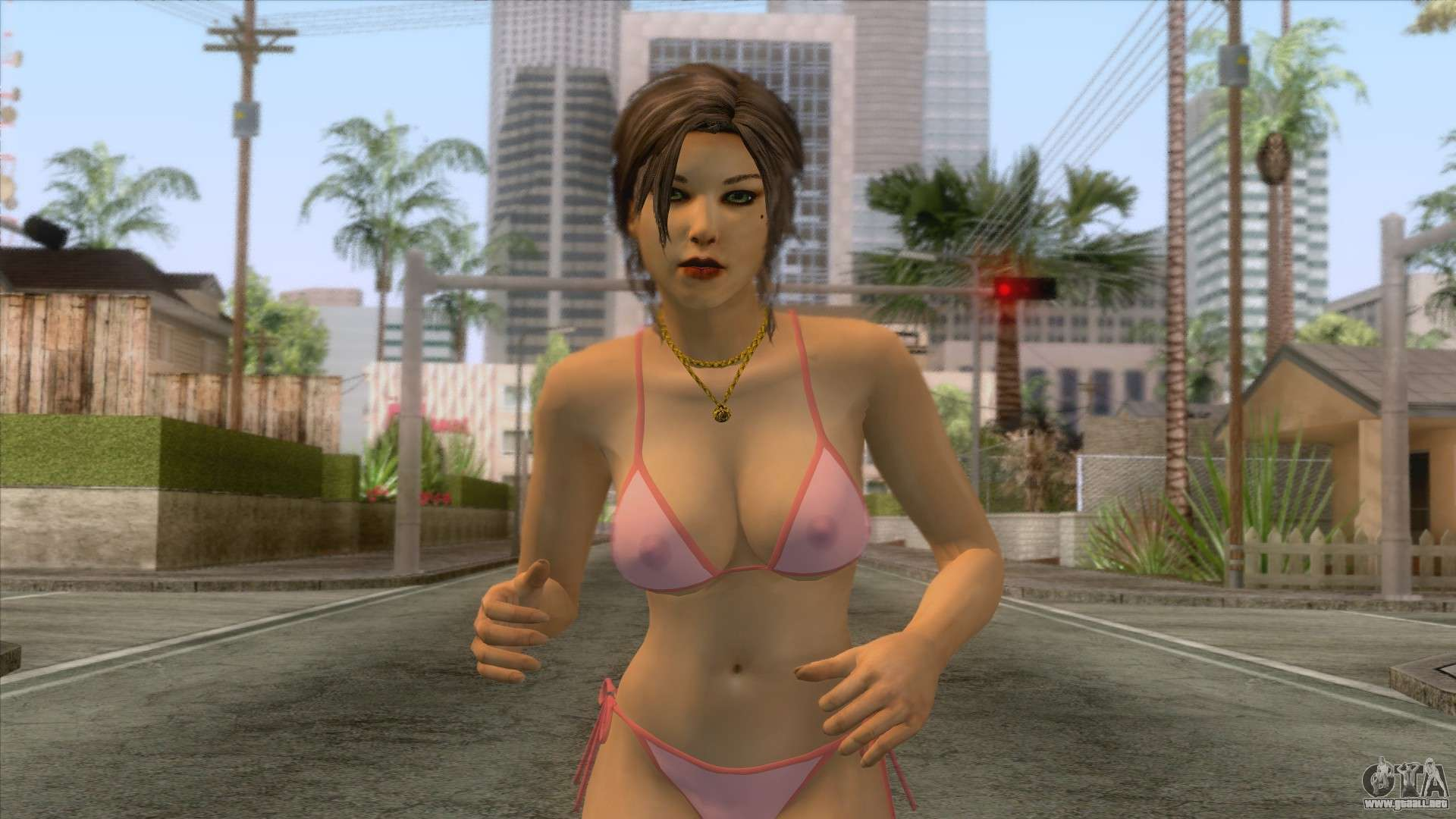 Gta San Andreas Sexy Girls
