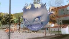 Final Fantasy Mobius - Oglock Skin v1 para GTA San Andreas
