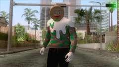 Christmas Skin 2 para GTA San Andreas