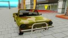 ZAZ 968 M de aceite para GTA San Andreas