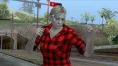 Jill Casual Skin para GTA San Andreas