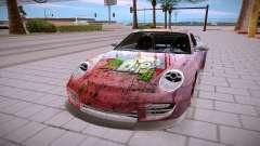 Porshe 911 GT2 para GTA San Andreas