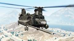 Boeing MH-47G Chinook [replace] para GTA 5