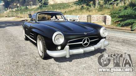 Mercedes-Benz 300 SL (W198) 1954 [replace] para GTA 5