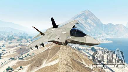 Lockheed Martin F-35B Lightning II [replace] para GTA 5