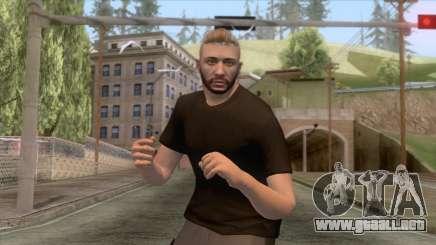 GTA Online Skin 4 para GTA San Andreas