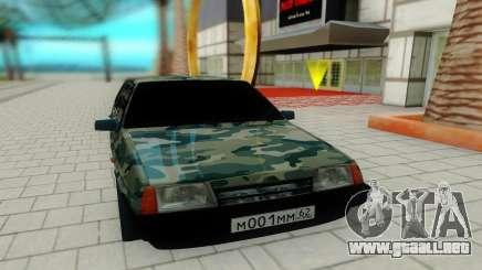 2109 Oliva para GTA San Andreas