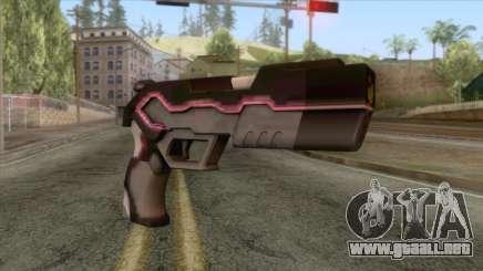 Marvel vs Capcom Infinity - Gamora Weapon 1 para GTA San Andreas