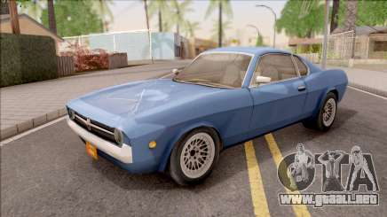 Driver PL Brooklyn para GTA San Andreas