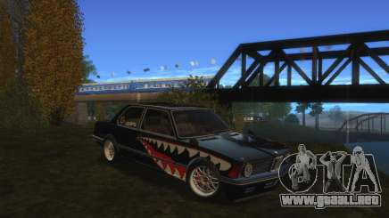 BMW 316 Drift Edition para GTA San Andreas