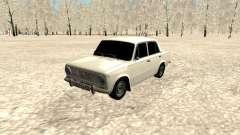 VAZ 2101 blanco para GTA San Andreas